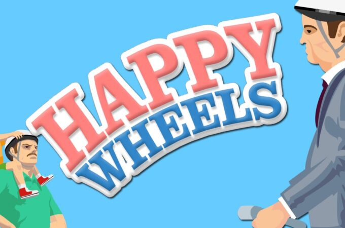 Totaljerkface – Happy Wheels Games