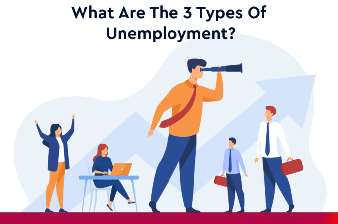 The Various Types of Types of Unemployment That Exists