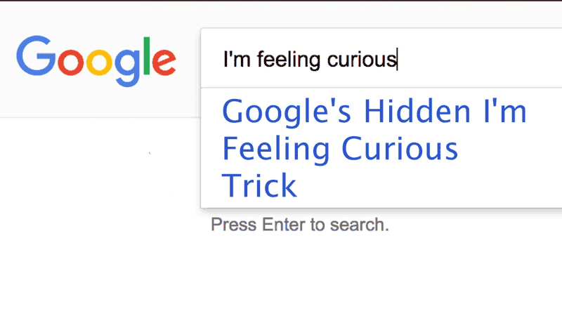 i'm feeling curious images